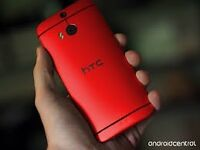 HTC M8 - RARE EDITION
