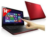 Lenovo Gaming Laptop Core I5 (4th) 8 GB RAM 500GB SSHD +8GB SSD NVIDIA GeForce Graphics Touchscreen