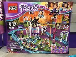 Lego friends rollercoaster