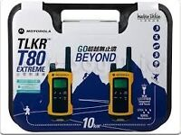 Motorola Walkie Talkie TLKR T80 EXTREME Twin Pack