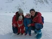 JOB OFFER: Private Nanny in French ski resorts, excellent package