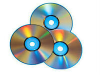 DVD and BLU Ray Backup service, we can make backups of any movie
