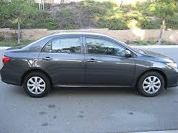 Toyota Corolla 2010 for sell: Excellent Condition