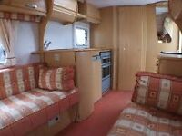 2 Berth. 2002 Bailey Senator Vermont.