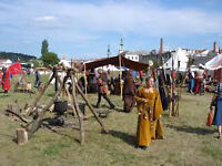 Volunteer needed for Medieval Festival