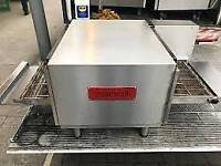 Zanolli Synthesis 06/40V G Natural Gas Conveyor Pizza Oven pizza machine