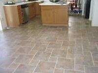 Ceramic, Porcelain and Stone Tiling