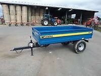2 Ton Tipping Trailer for tractor