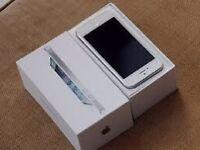 iPhone 5 sliver EE network ( make me an offer)