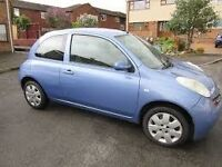 Fantastic Value 2003 53 Nissan Micra 1.2 SE 3 Dr Hatch 130000 Mile July 2017 MOT Drives Well Average