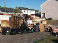 Property Clean Up & Junk Removal Services