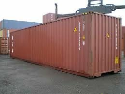 Shipping Containers 20' and 40' Cornwall Ontario image 1
