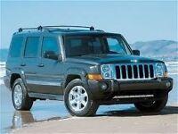 Jeep Commander Windscreen and Rain Sensor Unit