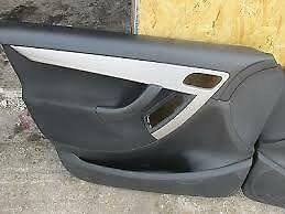 2007 Citroen C4 Picasso interior door panels x3