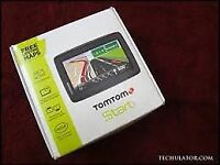 TOM TOM START 20, COMES IN ORIGINAL BOX WITH CHARGER