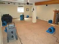 Experienced Water Damage, Mold, Fire And Asbestos Tech.