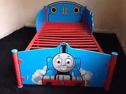 Thomas the tank engine junior bed (frame only)