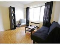FURNISHED 4.5 APPARTMENT IN HEART OF DOWNTOWN ALL INCLUDED