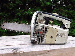 !WANTED! Looking for old stihl top handle saw