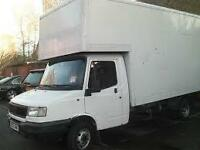 MAN WITH A VAN,£20 an hr ,locally,East London ,07940672763.