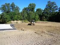 Attn: all Land Owners, make $$$ rehabing or grading your Land!!!