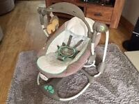 Baby Rocker & Swing from Mothercare