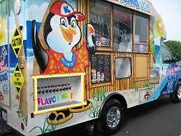 Tropical Ice and Ice Cream Truck Rental
