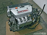 JDM K20a type R engine and transmission