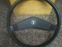 Sold *** Vw Golf Mk1 Steering Wheel 2 Types Available *** £40 Sold