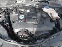 Volkswagen Passat 1.9 tdi 130 bhp AVF 4 Cylinder Engine