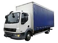 Hire a 7.5 tonne lorry with a driver