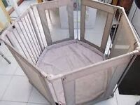 Lindam Safe and Secure Fabric Playpen & Room Divider Attachments
