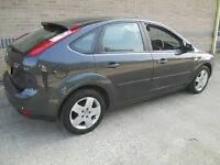 Ford focus 1.8 Tdci 5 door . newer shape. mot august