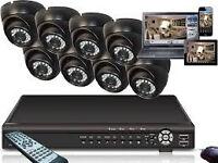 new cctv camera systmn idvisionn hd
