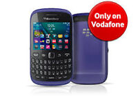 New BlackBerry Curve 9320 Mobilephone - Vodafone Network