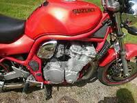 Suzuki Bandit 600 needed
