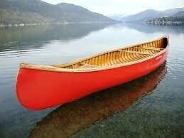 Looking to BUY a canoe