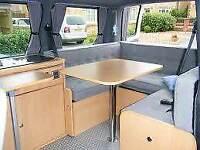 Volkswagen t5 u shaped seating frame