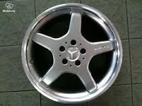 "OEM - AMG 17"" Mercedes benz mags"
