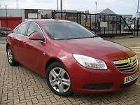 Vauxhall/Opel Insignia 1.8i 16v VVT Exclusiv 4 Door Saloon