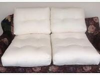 Ikea cushion pads for chair no covers