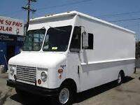 In search of GMC Grumman or Cube Van