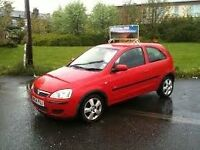 Breaking Corsa c 1.0 for spares , all parts available , Flame Red 60k