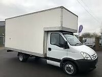 Local Man with BiG van services, house MOVE/Storage Removals, collections, furniture, Handyman 24-7