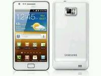 Samsung Galaxy S2 white (Unlocked) in good condition