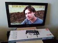 USED TVS MANY SIZES WORKING WITH REMOTES SUITABLE TO EXPORT, BEDSITS, B&BS
