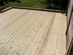 Decking boards 125mm x32mm 3.6/4.2/4.8