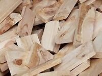 FIREWOOD, pine blocks- £80 a tonne! Delivered FREE within 20 miles of HR96EZ