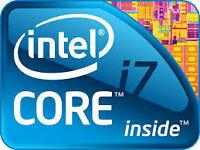 Gaming PC Core i7 8 Core, 8GB Ram, Radeon R7 2GB, 3TB HDD