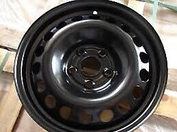 Steelies Rims 17x7 5x112 volkswagen audi mercedes